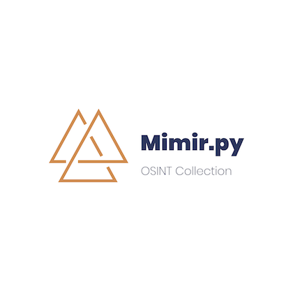 Mimir - Smart OSINT Collection Of Common IOC Types