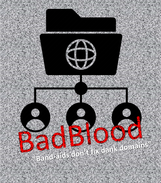 BadBlood - Fills A Microsoft Active Directory Domain With A Structure And Thousands Of Objects