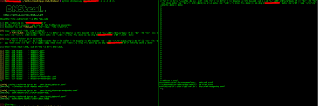 DNSteal v2.0 – DNS Exfiltration Tool For Stealthily Sending Files Over DNS Requests