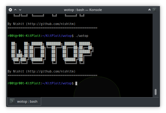 Wotop - Web On Top Of Any Protocol
