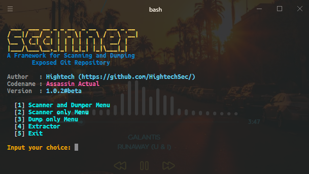 Git-Scanner – A Tool For Bug Hunting Or Pentesting For Targeting Websites That Have Open .git Repositories Available In Public