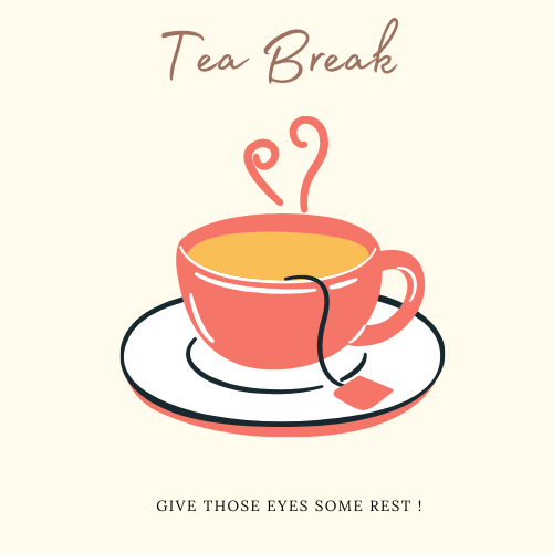 TeaBreak – A Productivity Burp Extension Which Reminds To Take Break While You Are At Work!