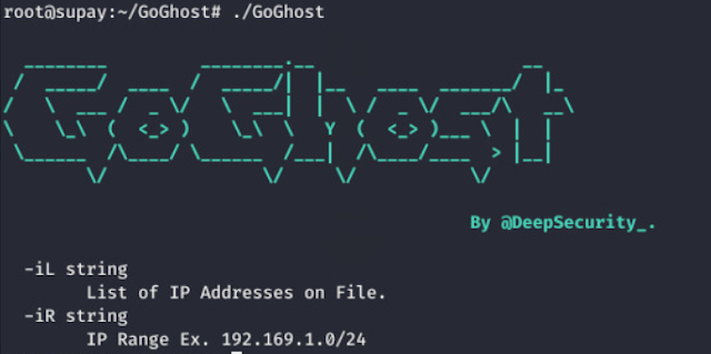 GoGhost – High Performance, Lightweight, Portable Open Source Tool For Mass SMBGhost Scan