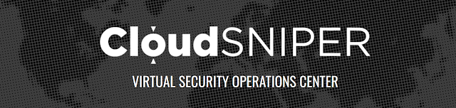Cloud-Sniper – Virtual Security Operations Center