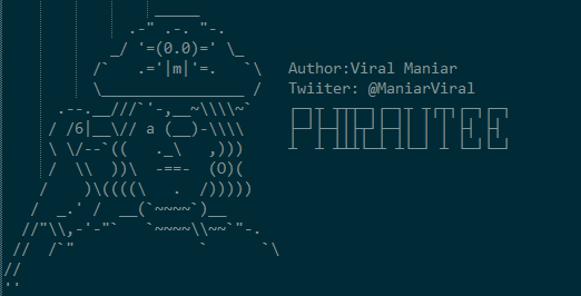 Phirautee – A PoC Crypto Virus To Spread User Awareness About Attacks And Implications Of Ransomwares