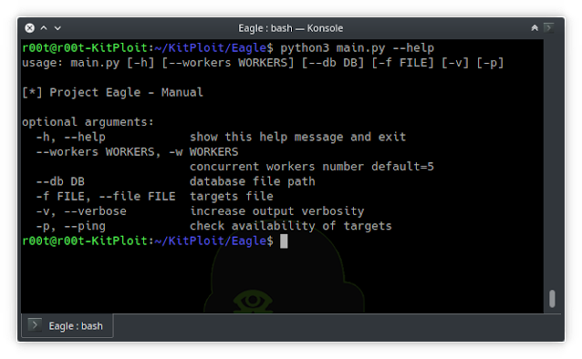 Eagle - Yet Another Vulnerability Scanner