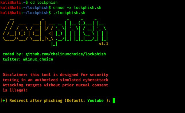Lockphish - The First Tool For Phishing Attacks On The Lock Screen, Designed To Grab Windows Credentials, Android PIN And iPhone Passcode