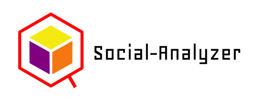 Social-Analyzer - API And Web App For Analyzing And Finding A Person Profile Across +300 Social Media Websites (Detections Are Updated Regularly)
