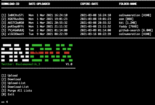 AnonX - An Encrypted File Transfer Via AES-256-CBC