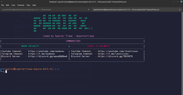 PwnLnX – An Advanced Multi-Threaded, Multi-Client Python Reverse Shell For Hacking Linux Systems