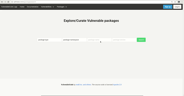 Vulnerablecode - A Free And Open Vulnerabilities Database And The Packages They Impact And The Tools To Aggregate And Correlate These Vulnerabilities