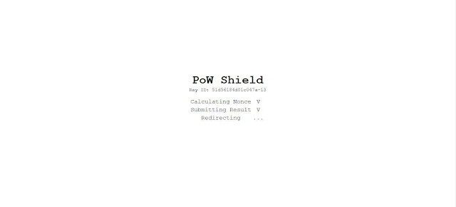 PoW-Shield - Project Dedicated To Fight DDoS And Spam With Proof Of Work, Featuring An Additional WA